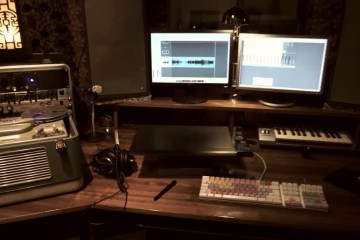 Mastering of the Boot Recordings album: From Dover to Land's End